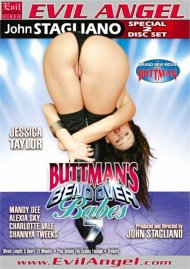 Buttmans Bend-Over Babes 7 Porn Movie
