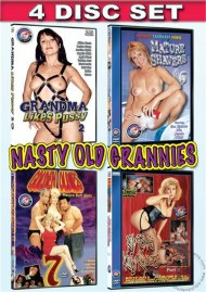 Old Nasty Grannies (4 Pack) Porn Movie