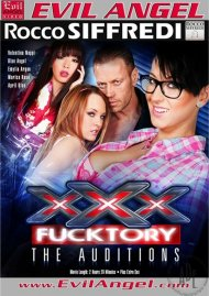 XXX Fucktory: The Auditions Porn Movie