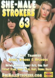 She-Male Strokers 63 Porn Movie