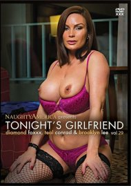 Tonight's Girlfriend Vol. 29 DVD Image from Naughty America.