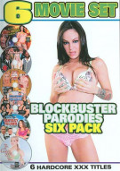Blockbuster Parodies Six Pack Porn Movie