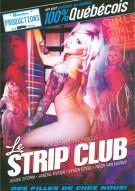 Le Strip Club Porn Movie