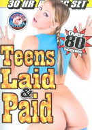 Teens Laid & Paid 6-Disc Set Porn Movie