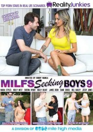 MILFS Seeking Boys 9 HD Porn Video from Reality Junkies.