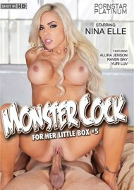 Monster Cock For Her Little Box 5 Porn Movie