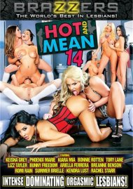 Hot And Mean 14 DVD Image from Brazzers.