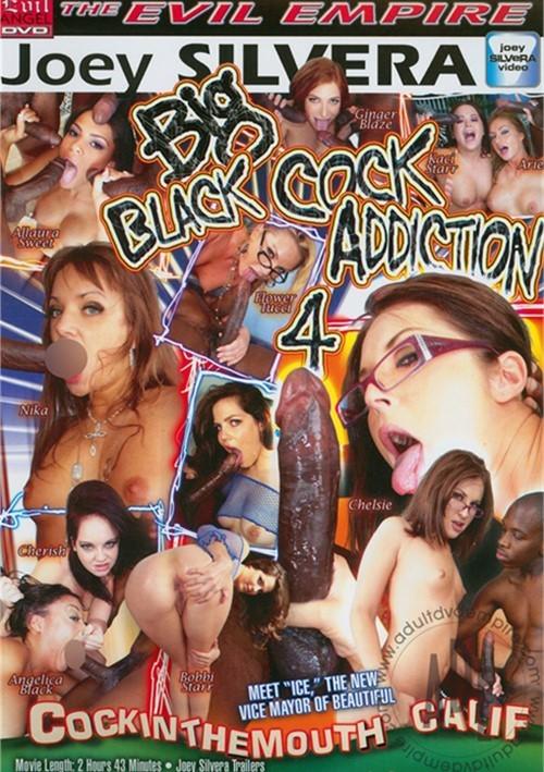 Big Black Cock Addiction 4