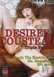 Desiree Cousteau Triple Feature Porn Movie