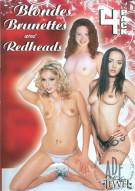 Blondes, Brunettes & Redheads Porn Movie