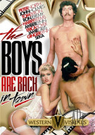 Boys Are Back In Town Porn Video