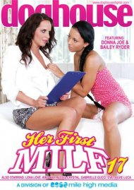 Her First MILF 17 DVD Image from Dog House Digital.