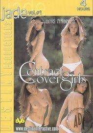 Contract Covergirls: Jade Vol. #1 Porn Video