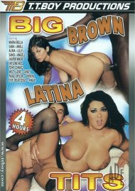 Big Brown Latina Tits Porn Video