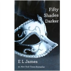 Fifty Shades Darker: Book Two of the Fifty Shades Trilogy Sex Toy