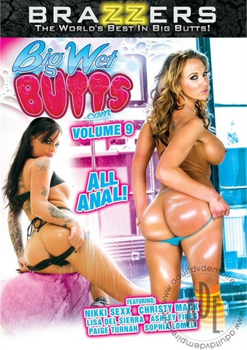 Big Wet Butts Vol. 9