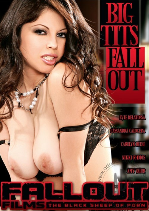 Big Tits Fall Out