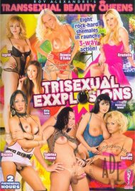 Transsexual Beauty Queens: Trisexual Exxplosions Porn Movie