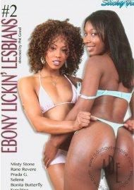 Ebony Lickin Lesbians #2 Porn Video