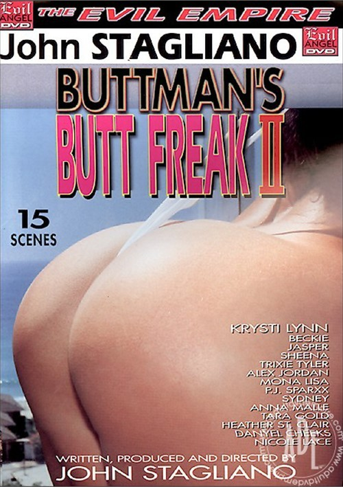 Buttmans Butt Freak 2