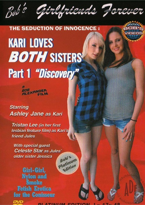 Seduction Of Innocence: Kari Loves Both Sisters Part 1 - Discovery