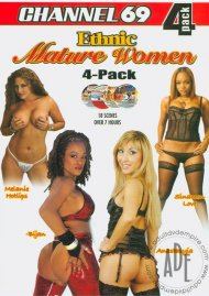 Ethnic Mature Women 4 pack Porn Movie