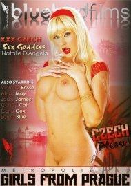 Girls From Prague: Metropolis Red Porn Video