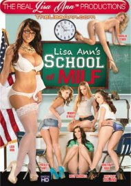 Lisa Anns School Of MILF Porn Movie
