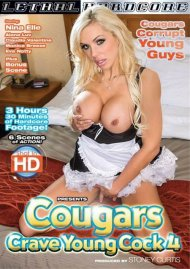 Stream Cougars Crave Young Cock! #4 HD Porn Video from Lethal Hardcore!