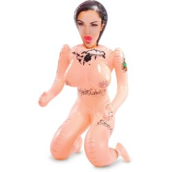 Pipedreams Bonnie Rotten Collection: Bend Over Bonnie Doggie-Style Doll Sex Toy