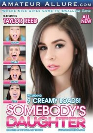 Somebody's Daughter DVD Image from Amateur Allure.