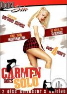 Carmen Goes Solo Porn Movie