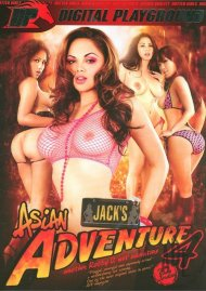 Jacks Playground: Asian Adventure 4 Porn Video