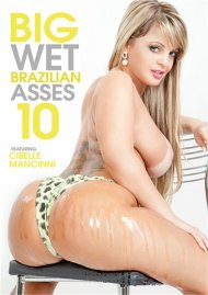 Big Wet Brazilian Asses! 10 Porn Movie