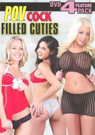 P.O.V. Cock Filled Cuties 4-Pack Porn Movie