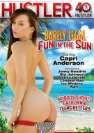 Barely Legal: Fun In The Sun Porn Movie