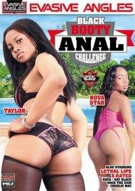 Black Booty Anal Challenge Porn Movie
