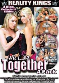 We Live Together 4-Pack Porn Movie