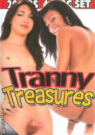 Tranny Treasures 4-Disc Set Porn Movie