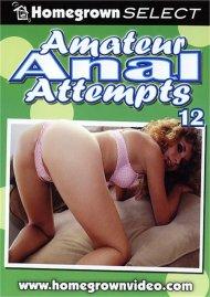 Amateur Anal Attempts 12 Porn Video