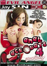 Anal Acrobats #4 Porn Movie