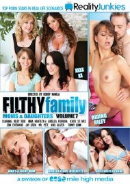 Filthy Family Vol. 7: Moms & Daughters Porn Movie