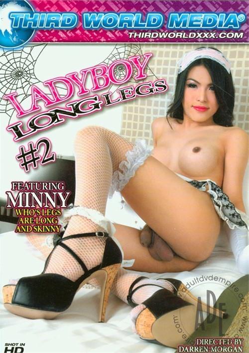 Ladyboy Longlegs #2 DVD Porn Movie Image