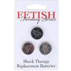 Fetish Fantasy Shock Therapy Replacement Batteries Sex Toy