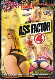 Ass Factor #4 Porn Video