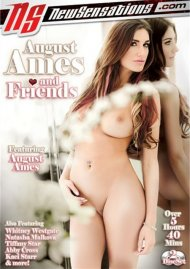Stream August Ames & Friends Porn Video from New Sensations!