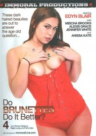 Do Brunettes Do It Better? Vol. 4 Porn Movie