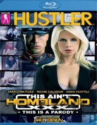 This Aint Homeland XXX This Is A Parody Blu-ray