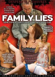 Family Lies HD Porn Video Image from Desperate Pleasures.