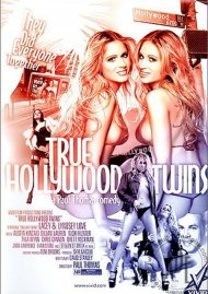 True Hollywood Twins Porn Video